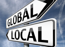 local focus or national or global reach