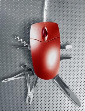 Making websites work, a digital swiss army knife of ideas