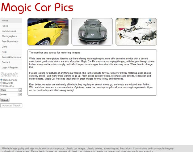 magic car pics