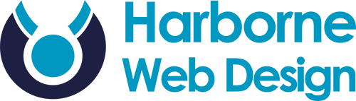 Harborne Web Design Retina Logo