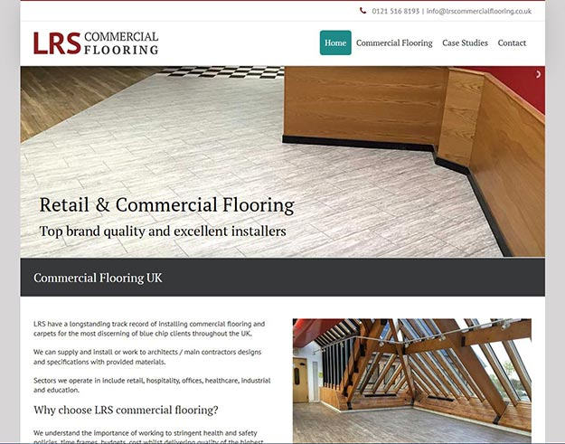 LRS Commercial Flooring